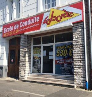 auto-école Laborde agence de Hénin-Beaumont