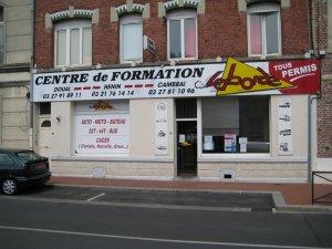 auto-école Laborde agence de Douai